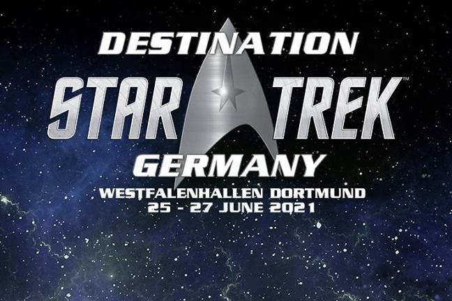 Destination Star Trek Germany 2021 - Teaser