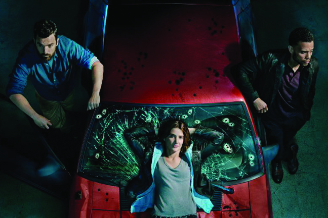 Teaser: Stumptown mit Cobie Smulders, Michael Ealy und Jake Johnson