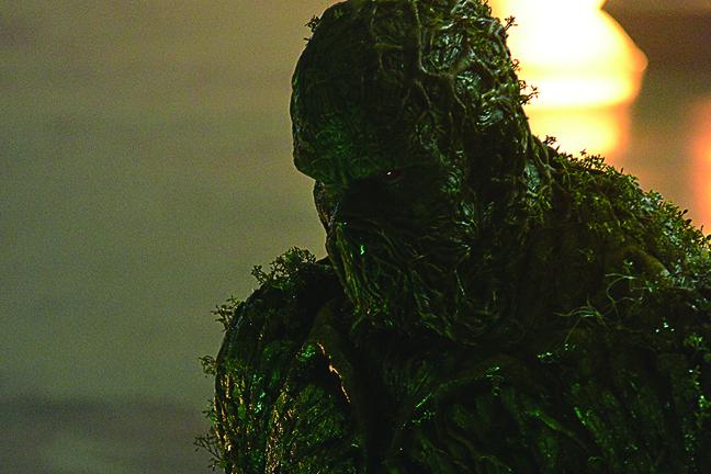 Swamp Thing - Teaser