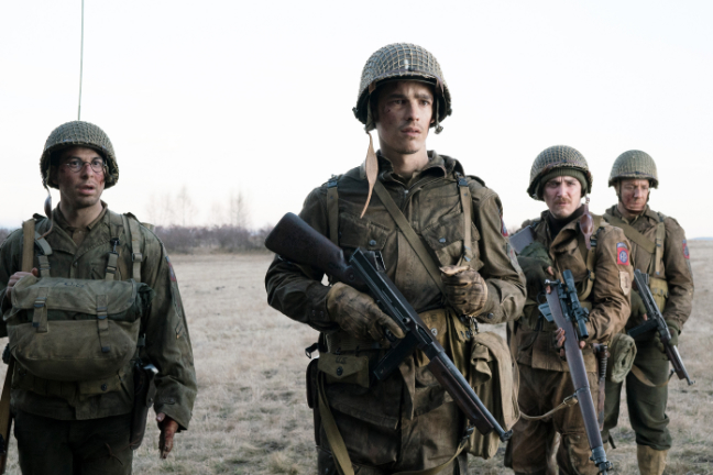 Ghosts of War - Brenton Thwaites - Theo Rossi - Alan Ritchson -