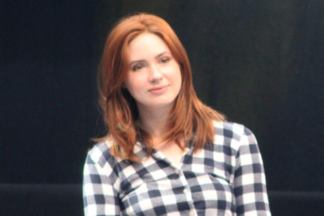 Karen Gillan - Doctor Who - Marvel - Guardians of the Galaxy - Teaser