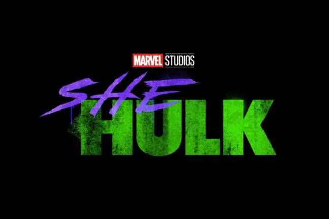 She-Hulk Logo - Teaser