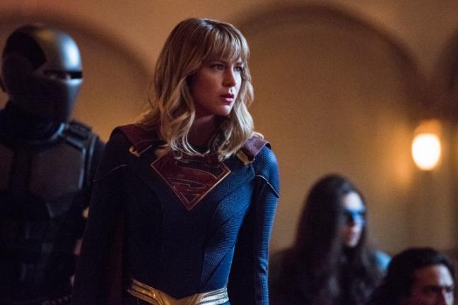 Supergirl - Melissa Benoist - Teaser