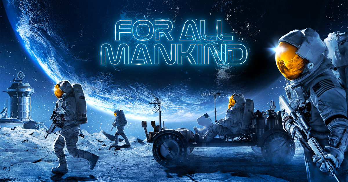 For All Mankind Season 2 - Key Art - Apple TV+