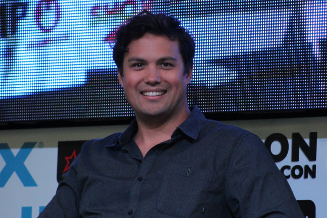 Michael Copon - Power Rangers - Time Force