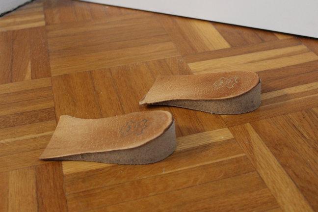 Schuheinlagen - Schuherhöhungen - Cosplay - Kostümbau 2