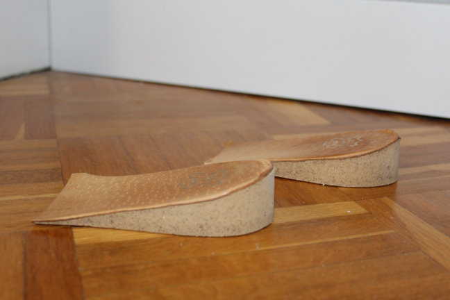 Schuheinlagen - Schuherhöhungen - Cosplay - Kostümbau