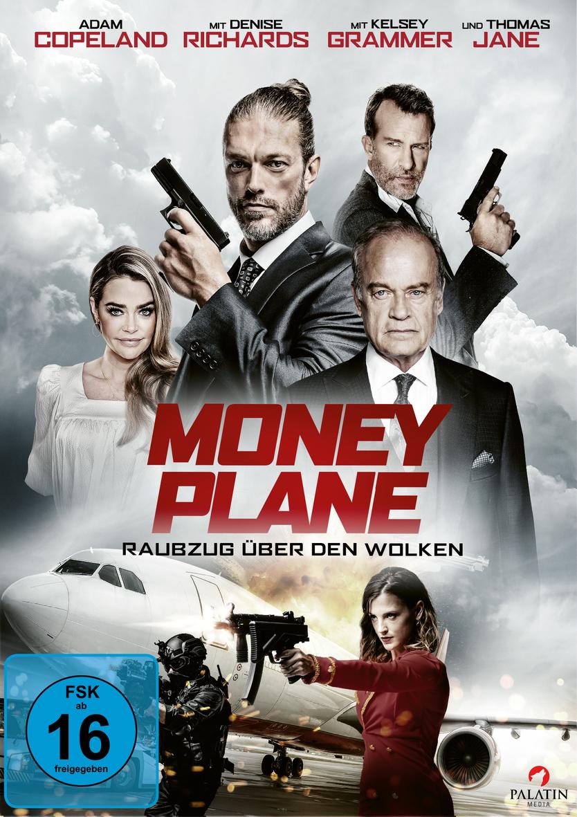 Cover - Money Plane - Thomas Jane - The Expanse