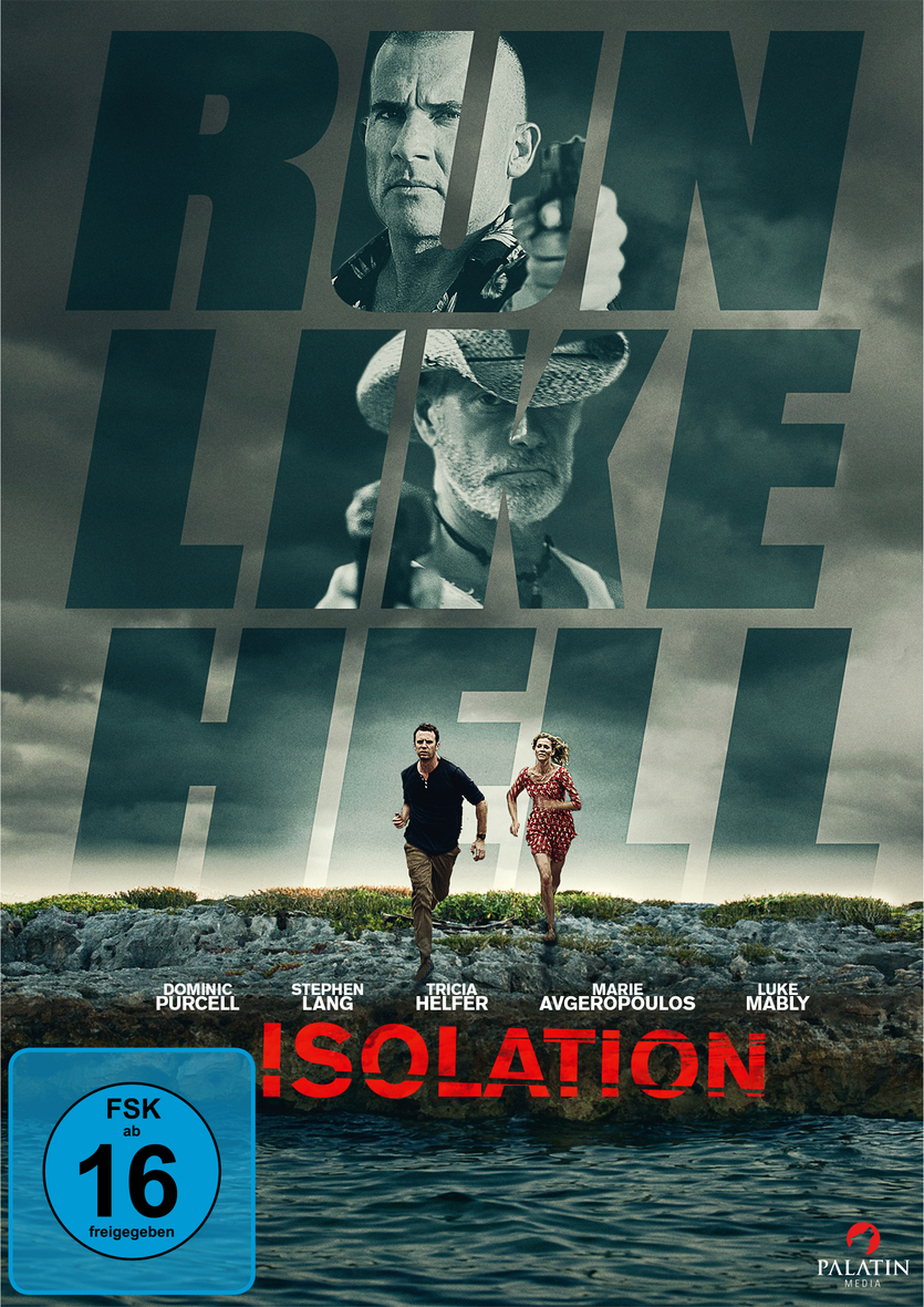 Isolation - Cover - Dominic Purcell - Stephen Lang - Marie Avgeropoulos
