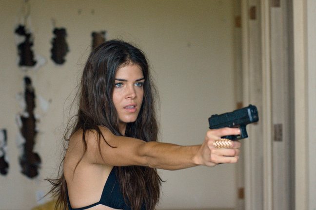 Isolation - Marie Avgeropoulos - The 100