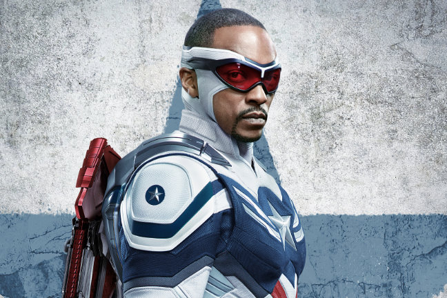 The Falcon and the Winter Soldier - Anthony Mackie - Captain America 4