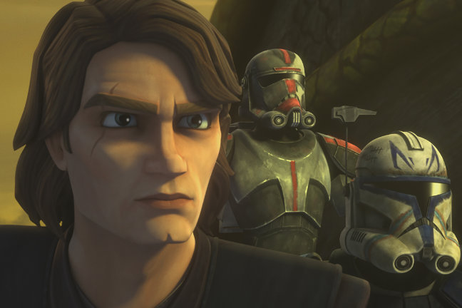 Anakin Skywalker - Matt Lanter - Star Wars - The Clone Wars
