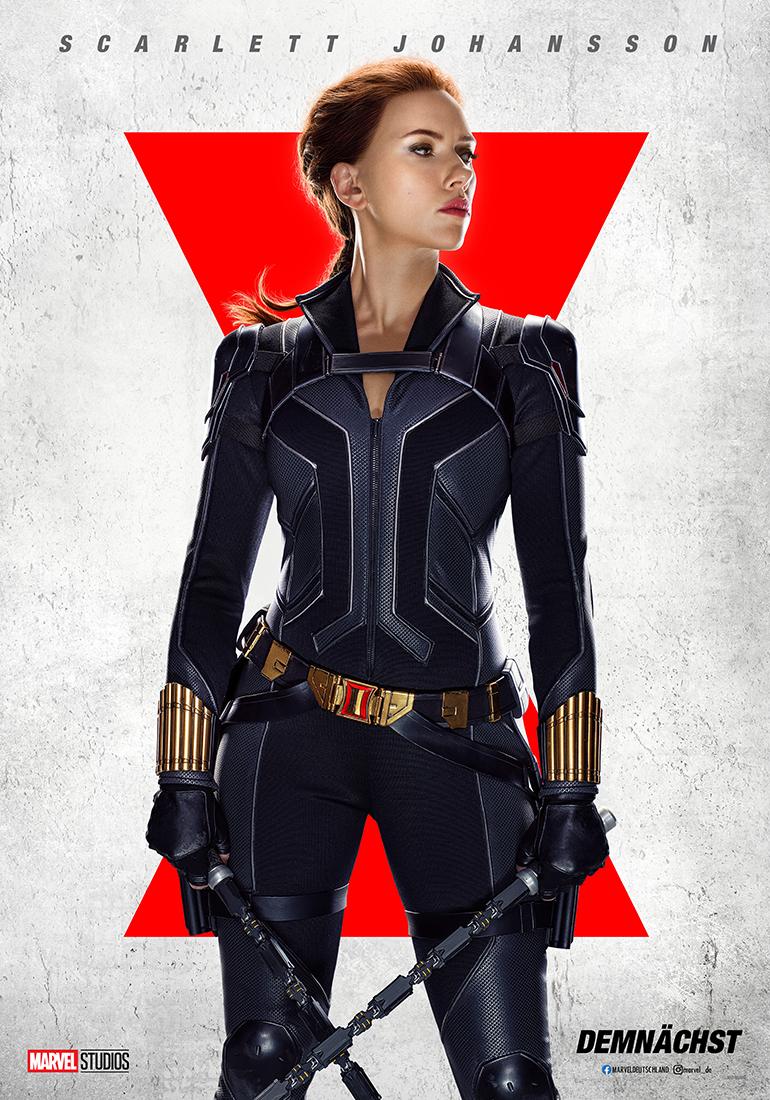 Black Widow - Charakterposter 005