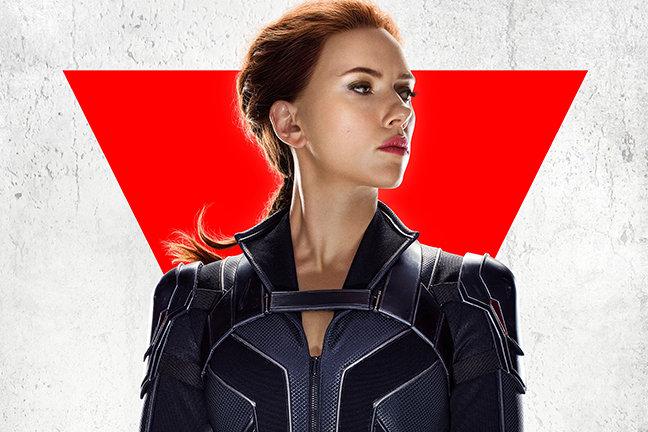 Black Widow - Marvel - Scarlett Johansson - Teaser
