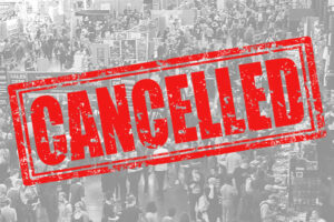Teaser - Comic Con - Convention - Event abgesagt - gecancelt