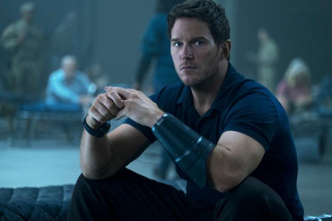 The Tomorrow War - Teaser - Chris Pratt