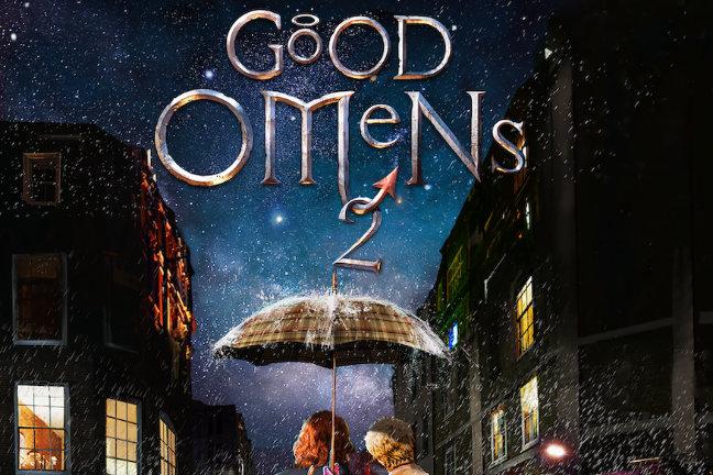 Good Omens Staffel 2 - David Tennant - Michael Sheen