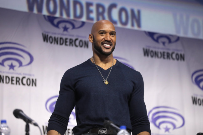 Henry Simmons - Agents of SHIELD