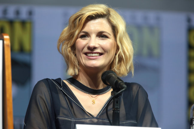 Jodie Whittaker - Doctor Who - Teaser