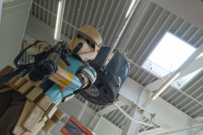 Wichtige Fragen zum Thema Cosplay - Shoretrooper - Star Wars - Kostüm 2