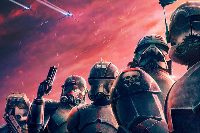 Star Wars The Bad Batch Staffel 1 Staffel 2 Disney+
