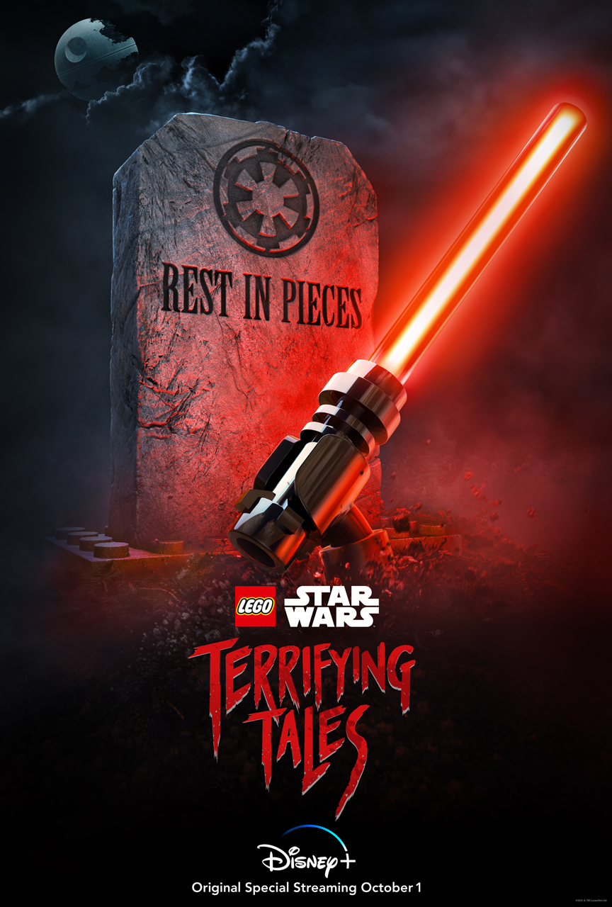 LEGO Star Wars Terrifying Tales - Halloween Special