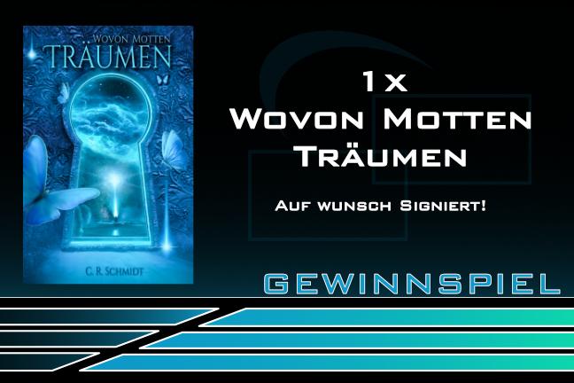 Gewinnspiel - Beyond the Show - Wovon Motten träumen